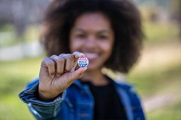HFSF Hosts Healthy Democracy Webinar on Link Between Voting and Health